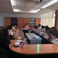 การประชุมคณะกรรมการประจำสำนัก ครั้งที่ 22562__0