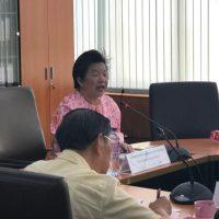 การประชุมคณะกรรมการประจำสำนัก ครั้งที่ 22562__1